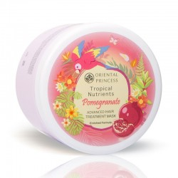 Oriental Princess Tropical Nutrients Pomegranate Advanced Hair Treatment Mask
