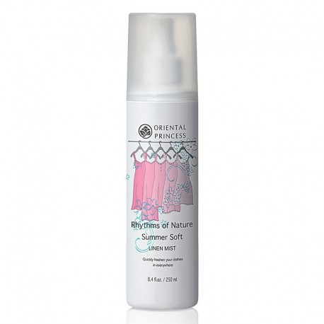 Oriental Princess Linen Mist Summer Soft