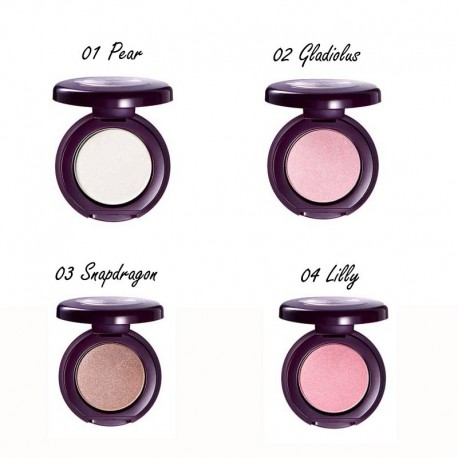 Beneficial Individualist Velvet Eye Colours - Shades