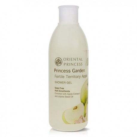 Oriental Princess Princess Garden Fertile Territory Apple Shower Gel