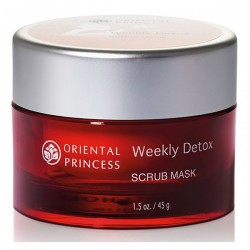 Oriental Princess Weekly Detox Scrub Mask