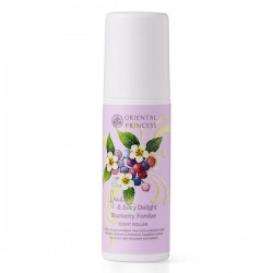 Oriental Princess Fresh & Juicy Delight Blueberry Fondue Scent Roller