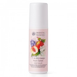 Fresh & Juicy Delight Peach Sorbet Scent Roller