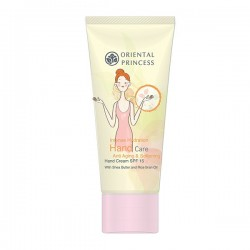Oriental Princess Hand Care Anti-Aging & Softness Hand Cream SPF 15