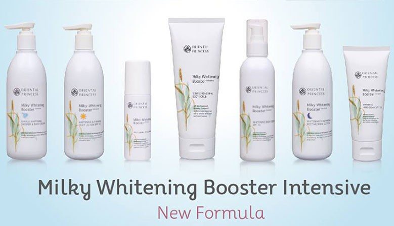 Oriental Princess Milky Whitening Booster Intensive