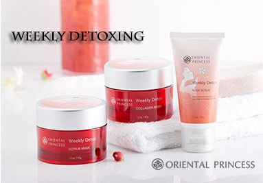 Oriental Princess Weekly Detox