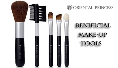 Oriental Princess Beneficial Makeup Tools