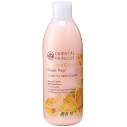 Oriental Princess Princess Garden Sweet Pear Shower & Bath Cream