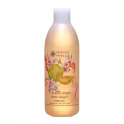 Oriental Princess Fresh & Juicy Delight Melon Delight Bubble Gel