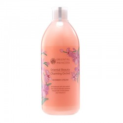 Oriental Beauty Charming Orchid Shower Cream