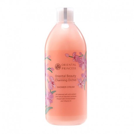Oriental Princess Oriental Beauty Charming Orchid Shower Cream