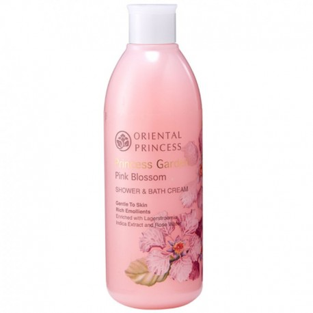 Oriental Princess Princess Garden Pink Blossom Shower & Bath Cream