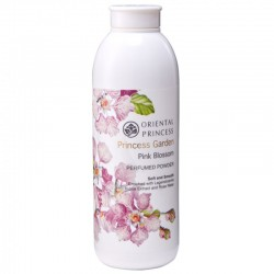Princess Garden Pink Blossom Perfumed Powder