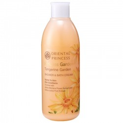 Princess Garden Tangerine Garden Shower & Bath Cream