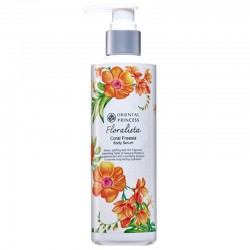 Oriental Princess Floralista Coral Freesia Body Serum