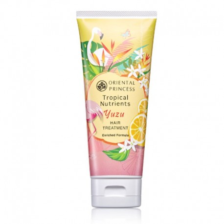 Oriental Princess Tropical Nutrients Yuzu Hair Treatment