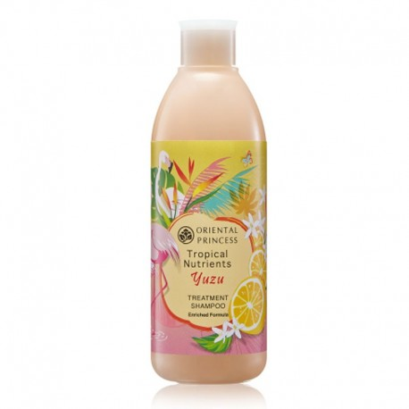 Oriental Princess Tropical Nutrients Yuzu Treatment Shampoo