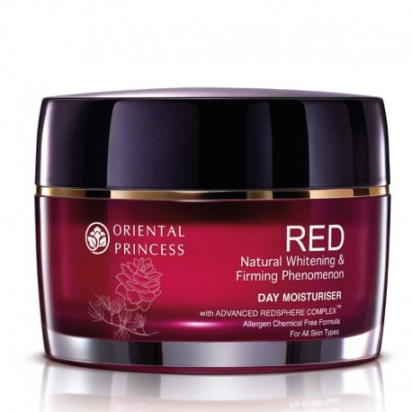 Oriental Princess RED Natural Whitening & Firming Phenomenon Day Moisturiser
