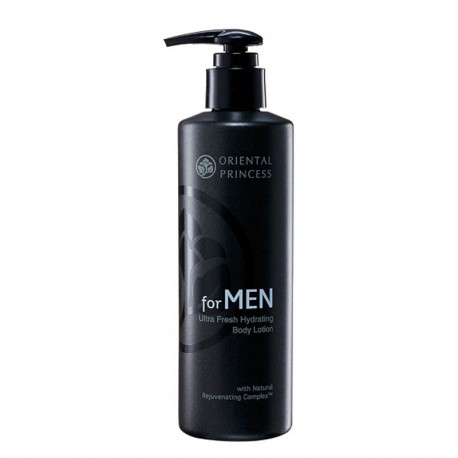 Oriental Princess for MEN Ultra Fresh Hydrating Body Lotion