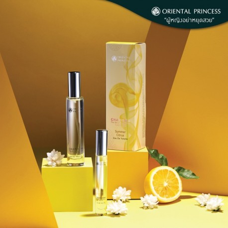 Charisma The Art Of Fragrance Layering - Summer Citrus