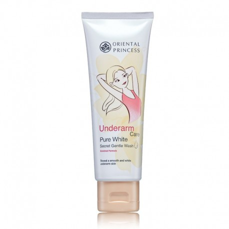 Oriental Princess Underarm Care Pure White Secret Gentle Wash