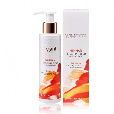 Wimantra Nimman Signature Blend Massage Oil
