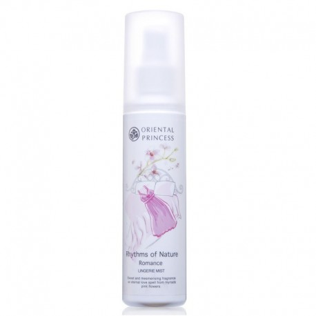 Oriental Princess Rhythms of Nature Romance Lingerie Mist
