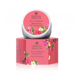Oriental Princess Story of Happiness Body Cologne Cream - Sweet Freesia