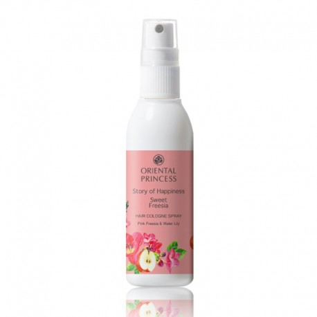 Oriental Princess Story of Happiness Hair Cologne Spray - Sweet Freesia