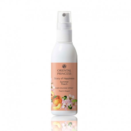 Oriental Princess Story of Happiness Hair Cologne Spray - Summer Peach