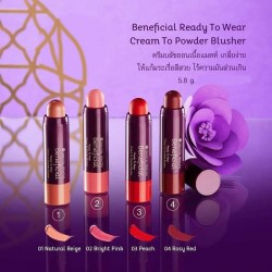 Beneficial Ready To Wear Cream To Powder Blusher