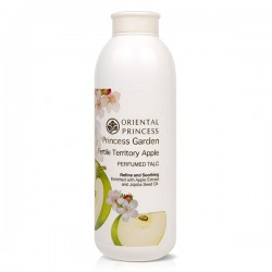Oriental Princess Princess Garden Fertile Territory Apple Perfumed Talc