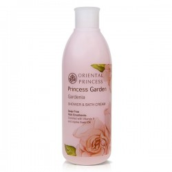 Princess Garden Gardenia Shower & Bath Cream