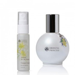 Journey For The Senses Eau de Toilette Frangipani Bouquet