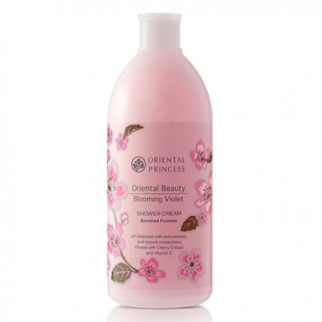 Oriental Princess Oriental Beauty Blooming Violet Shower Cream