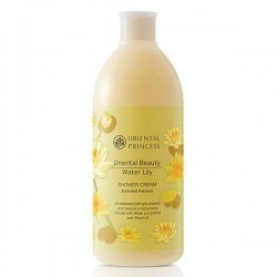 Oriental Beauty Water Lily Shower Cream