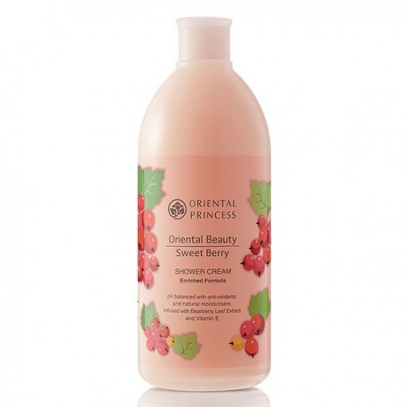 Oriental Princess Oriental Beauty Sweet Berry Shower Cream