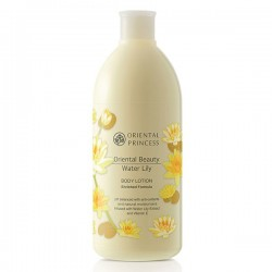 Oriental Beauty Water Lily Body Lotion