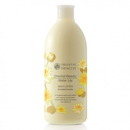 Oriental Princess Oriental Beauty Water Lily Body Lotion