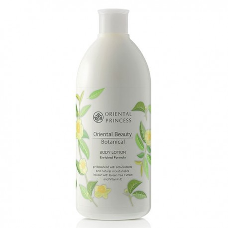 Oriental Princess Oriental Beauty Botanical Body Lotion