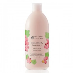 Oriental Beauty Sweet Berry Body Lotion