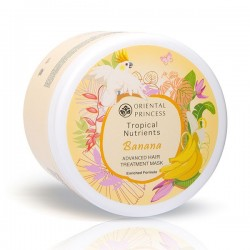 Tropical Nutrients Banana Advanced Hair Treatment Mask