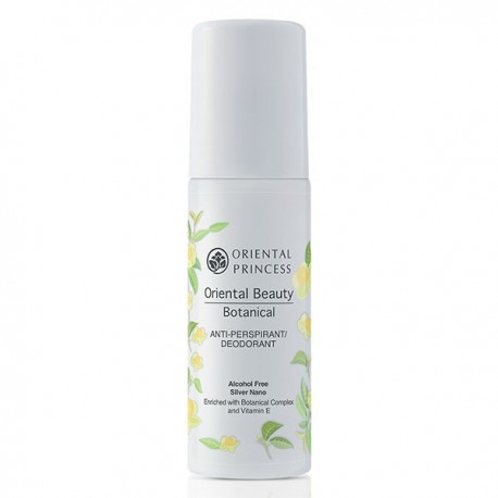 Oriental Princess Oriental Beauty Botanical Anti-Perspirant Deodorant