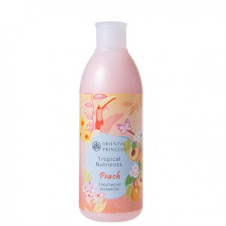 Oriental Princess Tropical Nutrients Peach Treatment Shampoo