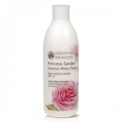 Princess Garden Oriental White Flower Body Moisturiser SPF 10