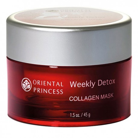 Oriental Princess Weekly Detox Collagen Mask