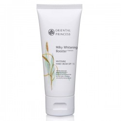 Milky Whitening Booster Intensive Whitening Hand Cream SPF 15