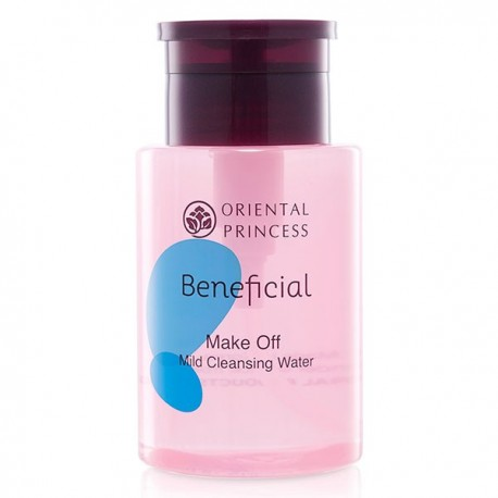 Oriental Princess Beneficial Make Off Mild Cleansing Water