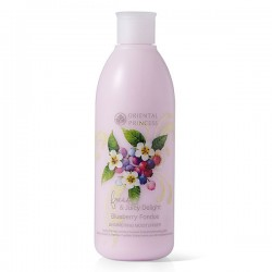 Fresh & Juicy Delight Blueberry Fondue Shimmering Moisturiser