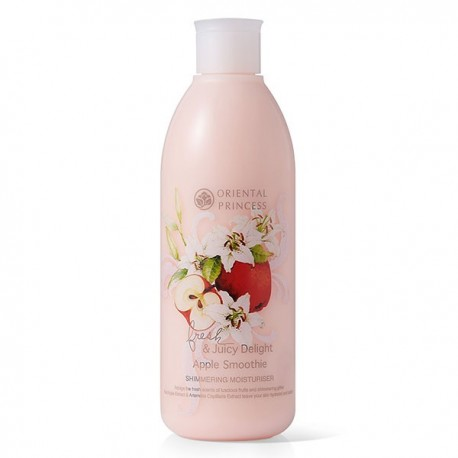 Oriental Princess Fresh & Juicy Delight Apple Smoothie Shimmering Moisturiser